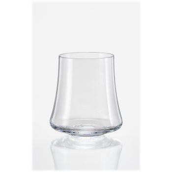 XTRA Set 6 pahare cristalin whisky 350 ml