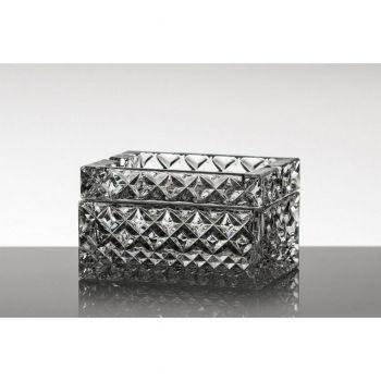 Tabachera cristal 12 cm