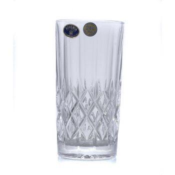 ANGELA Set 6 pahare cristal apa 320 ml