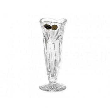 Vaza cristal Bohemia 17 cm (55900)