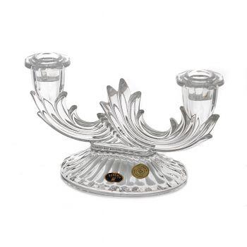Sfesnic cristal Bohemia 2 brate 21 cm