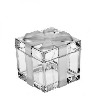 """Bomboniera cristal """"Cadou"""" 7.2 cm"""