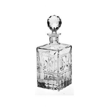 Decantor cristal Bohemia whisky 1 l