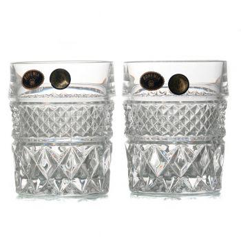 MADISON Set 6 pahare cristal whisky 240 ml