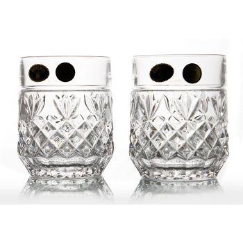 ADIDAS Set 6 pahare cristal whisky 240 ml