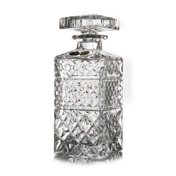 MADISON decantor whisky cristal Bohemia 700 ml