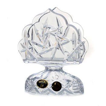 Suport servetele cristal Bohemia 13 cm