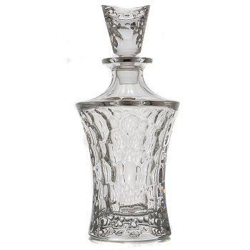 MOLECULE decantor cristal Bohemia whisky 700 ml