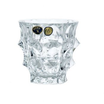 FORTUNE Set 6 pahare cristal whisky 290 ml