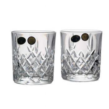 BRIXTON Set 6 pahare cristal whisky 320 ml