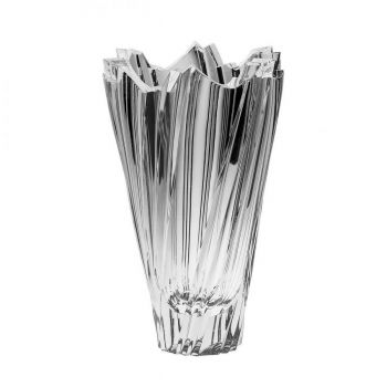 IKAROS Vaza cristal Bohemia 30.5 cm