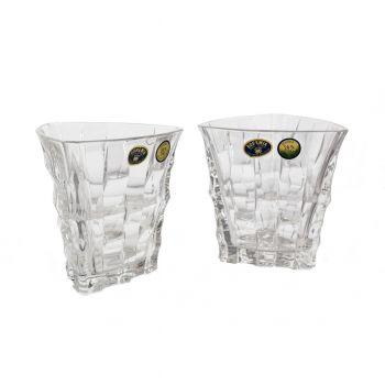 Set 6 pahare cristal whisky 270 ml (59079)