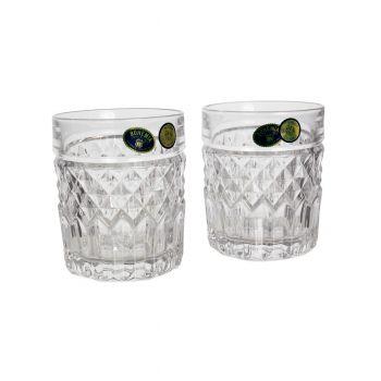 Set 6 pahare cristal whisky 320 ml (07604)