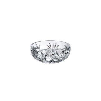 PINWHEEL Bol cristalin 14.5 cm