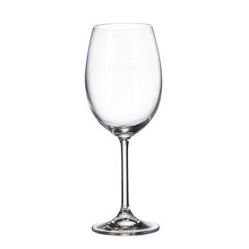 COLIBRI Set 6 pahare cristalin vin 450 ml