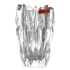 QUARTZ Vaza cristalin 16 cm