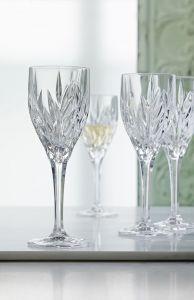IMPERIAL Set 4 pahare cristalin vin 240 ml