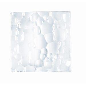 SPHERE Set 2 platouri cristalin 21 cm
