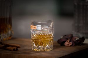 MADISON Set 6 pahare whisky cristalin 240 ml