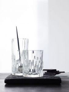 SHU fa Set 4 pahare cristalin apa 360 ml