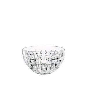 BOSSA NOVA Set 4 boluri cristalin adanci 9.5 cm