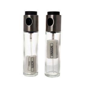 STOHA Set dozatoare spray ulei/otet sticla