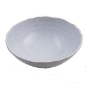 SOFIA WHITE Bol portelan salata 17 cm