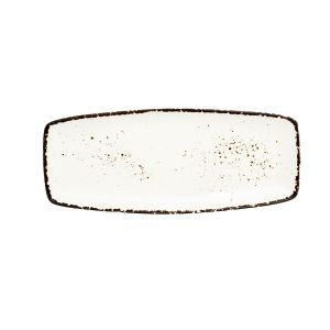 ANDALUZ Platou portelan rectangular 31.5*13*2 cm