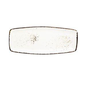 ANDALUZ Platou portelan rectangular 36.7*15.2*2.4 cm