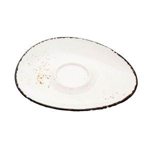ANDALUZ Farfurioara portelan espresso 14.5 cm