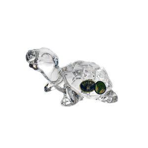 """Figurina cristal Bohemia """"Broasca testoasa"""" 10 cm"""
