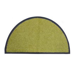 Covoras intrare poliamida semicircular 45*78 cm WASH&CLEAN