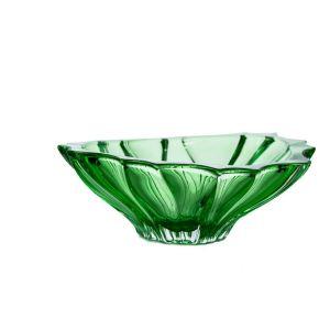 PLANTICA Bol VERDE cristalin 33 cm