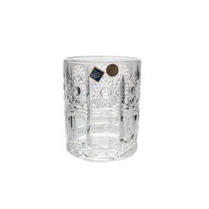 COMET Set 6 pahare cristal whisky 360 ml