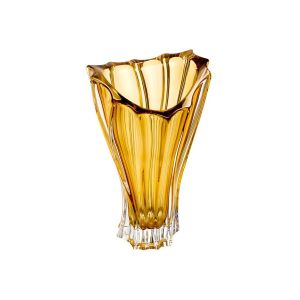 PLANTICA Vaza cristalin gold 32 cm