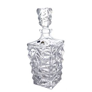 GLACIER Decantor cristal whisky 900 ml