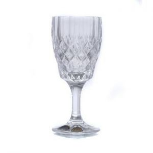 ANGELA Set 6 pahare cristal Bohemia vin 170 ml
