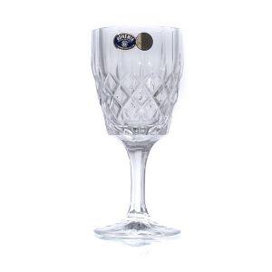 ANGELA Set 6 pahare cristal vin 200 ml