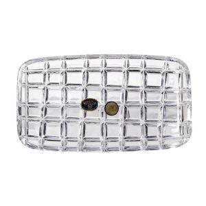 Platou cristal mozaic 18 cm