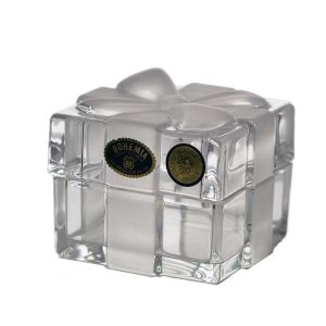 """Bomboniera cristal """"Cadou"""" 11.5 cm"""