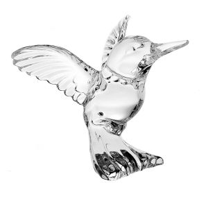 "Figurina cristal ""Colibri"" 8 cm"
