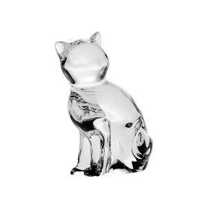"Figurina cristal ""Pisica"" 6 cm"