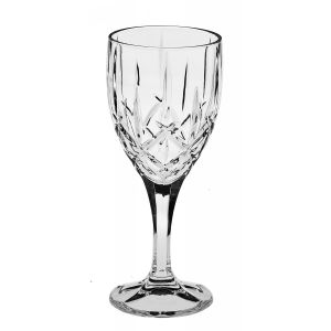 SHEFFIELD Set 6 pahare cristal vin rosu 240 ml
