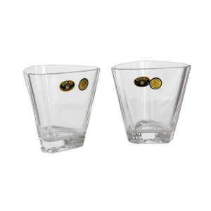 Set 6 pahare cristal whisky 270 ml (58808)