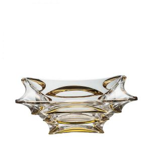 LADY Bol cristal decor aur 29 cm