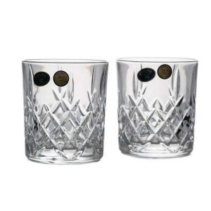 BRIXTON Set 6 pahare cristal whisky 320 ml