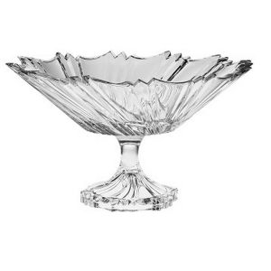 IKAROS Fructiera cristal Bohemia 33 cm