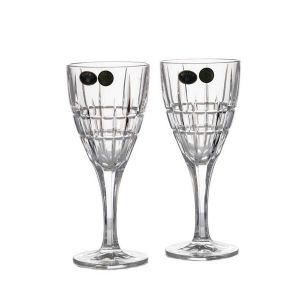 LONDON Set 6 pahare cristal vin 320 ml