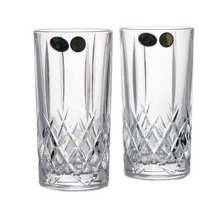 BRIXTON Set 6 pahare cristal apa 350 ml
