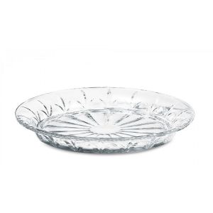 Platou cristal 40 cm